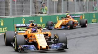 McLaren ficha a Jaime Bergel (y no es para sustituir a Fernando Alonso)