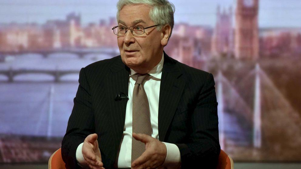 El exgobernador del Banco de Inglaterra alerta de un grave problema