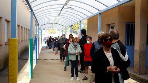 Consulta cómo está cada colegio electoral con la 'app' de las elecciones de Madrid