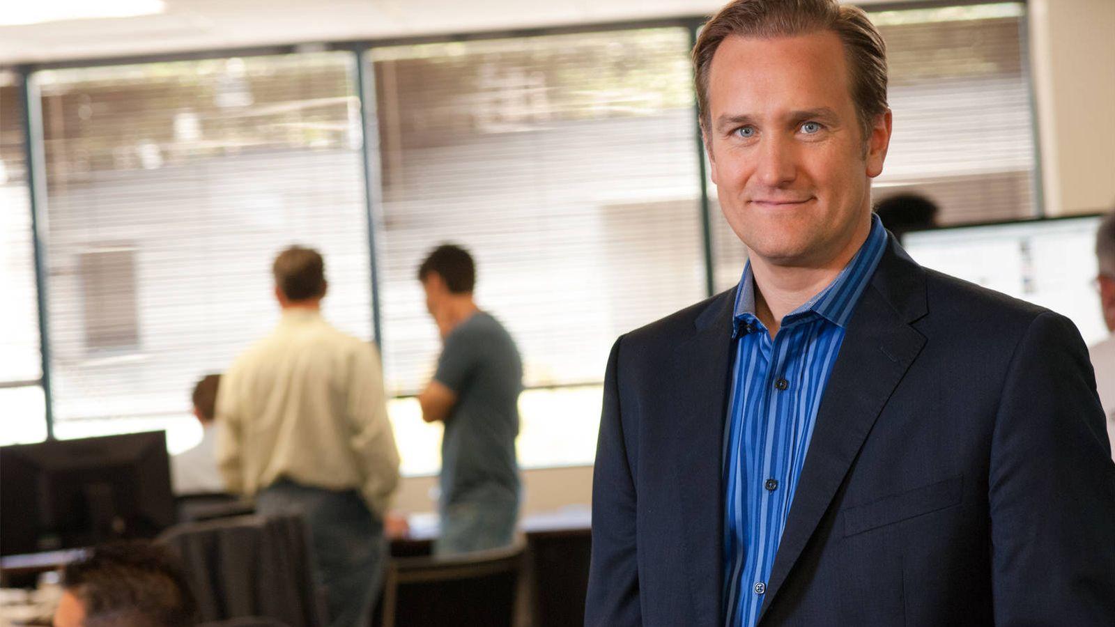 Foto: Robert Hohman es el cofundador y CEO de Glassdoor (Glassdoor)