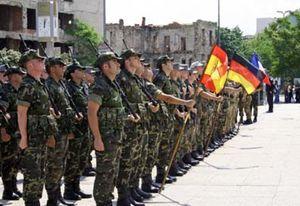 Las tropas españolas dan este viernes el adiós a la ciudad de Mostar tras doce años de misión