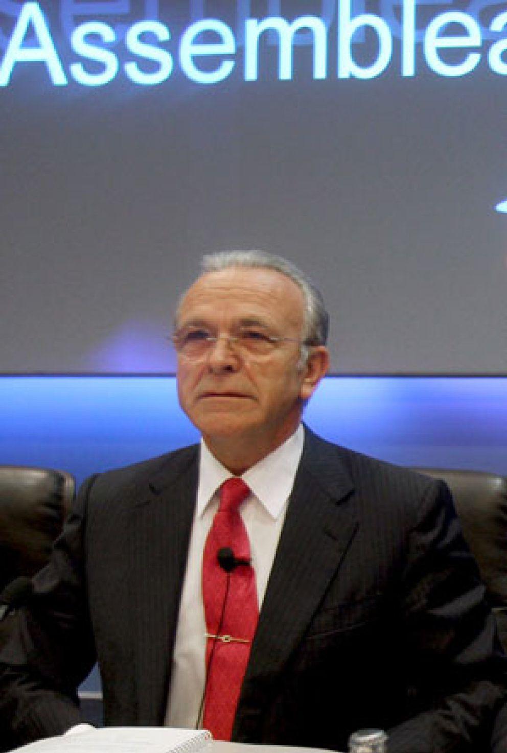 Foto: La Caixa supera las resistencias de la Generalitat para vender Agbar a Suez