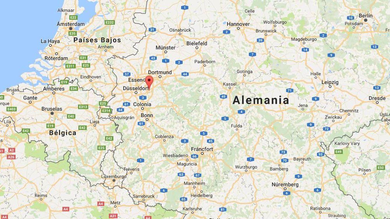 Un muerto y un herido en un apuñalamiento en Wuppertal, en Alemania