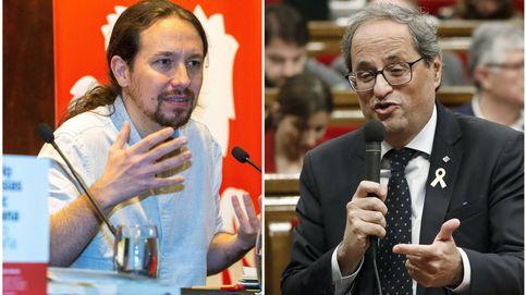 Las 5 noticias de hoy para arrancar el jueves informado: Pablo Iglesias, Torra, Dalas...