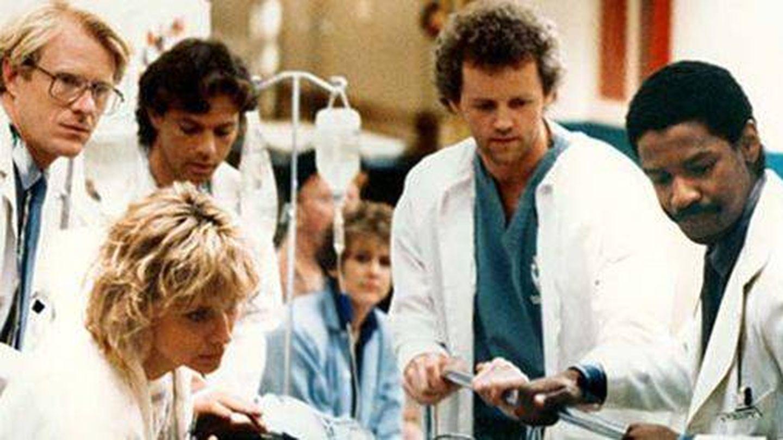 Fotograma de la serie 'Hospital' ('St. Elsewhere') de la NBC.