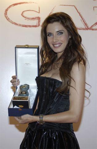 Foto: Premios a gogó para Pilar Rubio