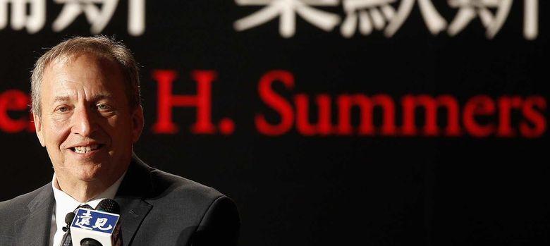 Foto: La prensa de EEUU apunta a Larry Summers como presidente de la Fed