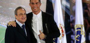 Post de Cristiano Ronaldo y por qué Florentino Pérez ya tiene a 'su' Di Stéfano