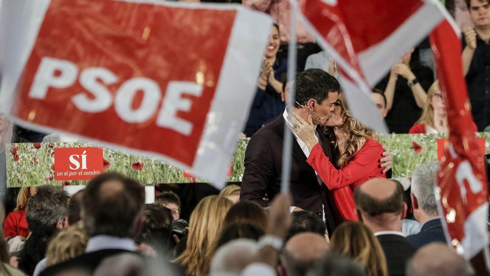 PSOE: un partido roto, desorientado y viejo