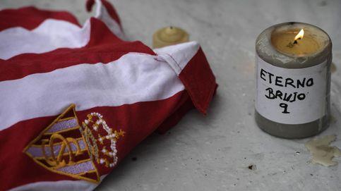 El homenaje del fútbol español a la leyenda de Quini