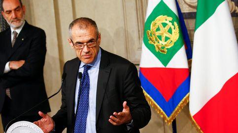 Este era el plan para sacar a Italia del euro y este es el hombre que debe salvarla