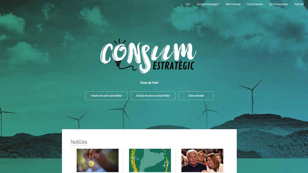 El independentismo burla al juez y reabre la web del boicot a productos y empresas españoles