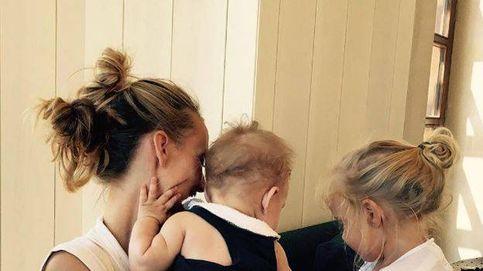 Las vacaciones con niñas de Carles Puyol y Vanessa Lorenzo