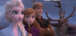 Post de 'Frozen II': Elsa y Anna regresan con una secuela oscura e impactante