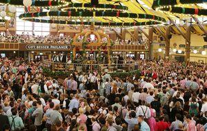 Oktoberfest, ¿una fiesta alemana?