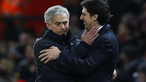 En la calle y de malas formas: Mourinho y sus discípulos tocan fondo