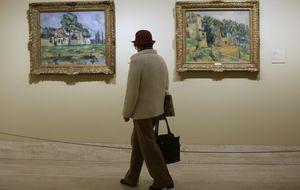Cézanne plano, plano