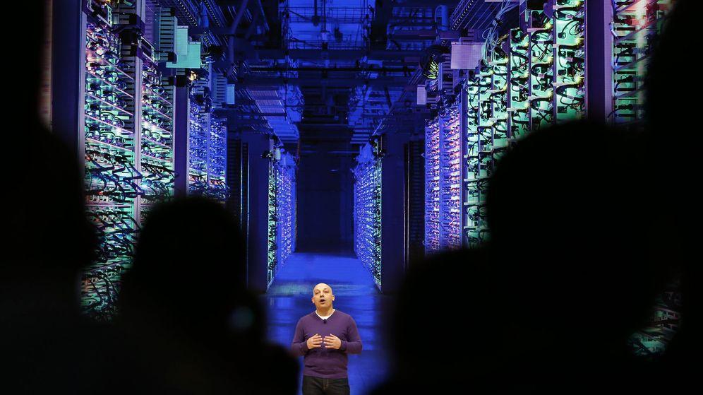 Foto: Los centros de datos consumen cerca del 1% de energía. En la imagen, la presentación de Stadia, de Google. (Reuters)