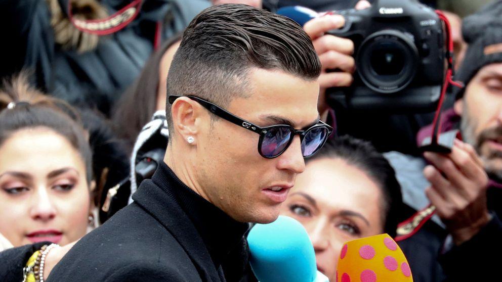 Cristiano Ronaldo celebra su acuerdo con la Fiscalía con comida oriental y sin Georgina