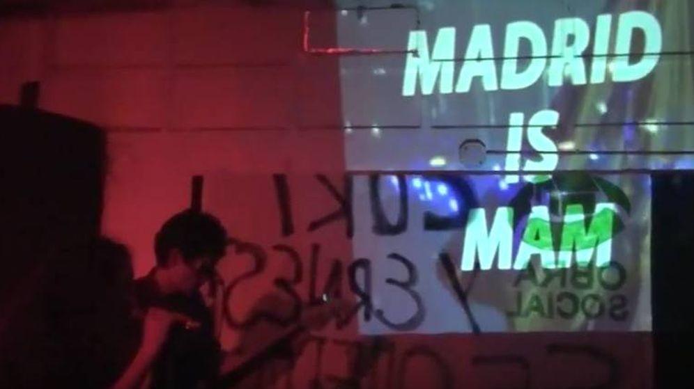 Foto: Actuación del grupo Miguel Ángel Mainstream (YouTube)