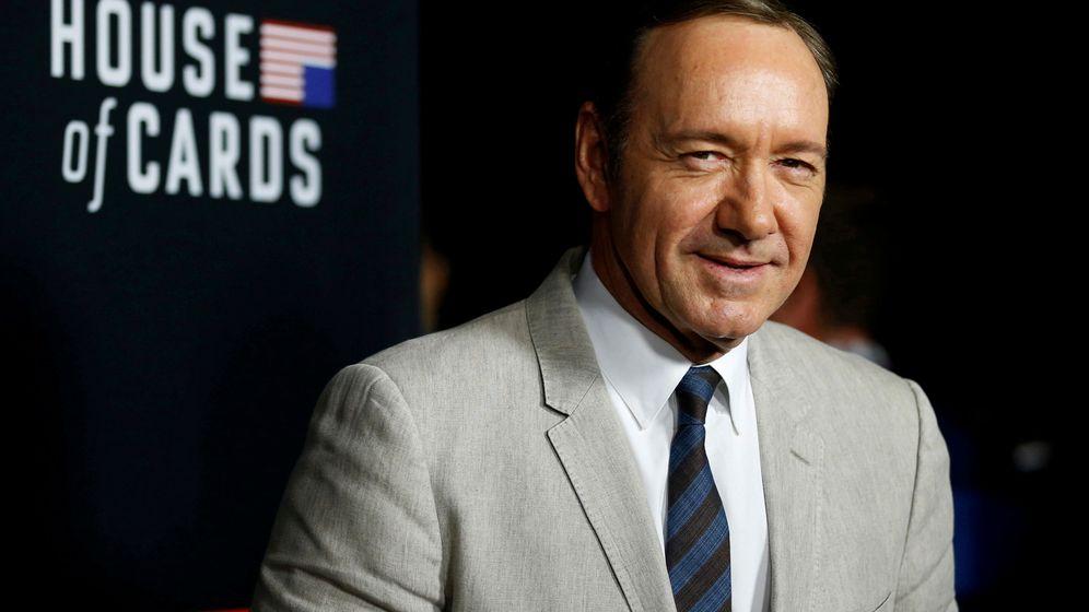 Foto: El actor Kevin Spacey. (Reuters)