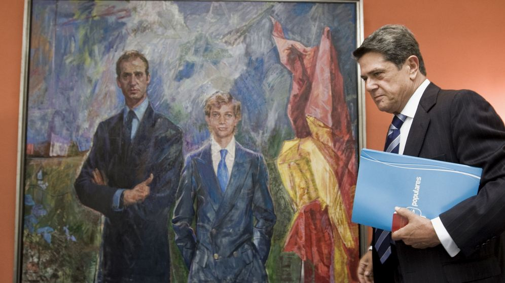 Foto: El embajador de España en Londres, Federico Trillo (EFE)