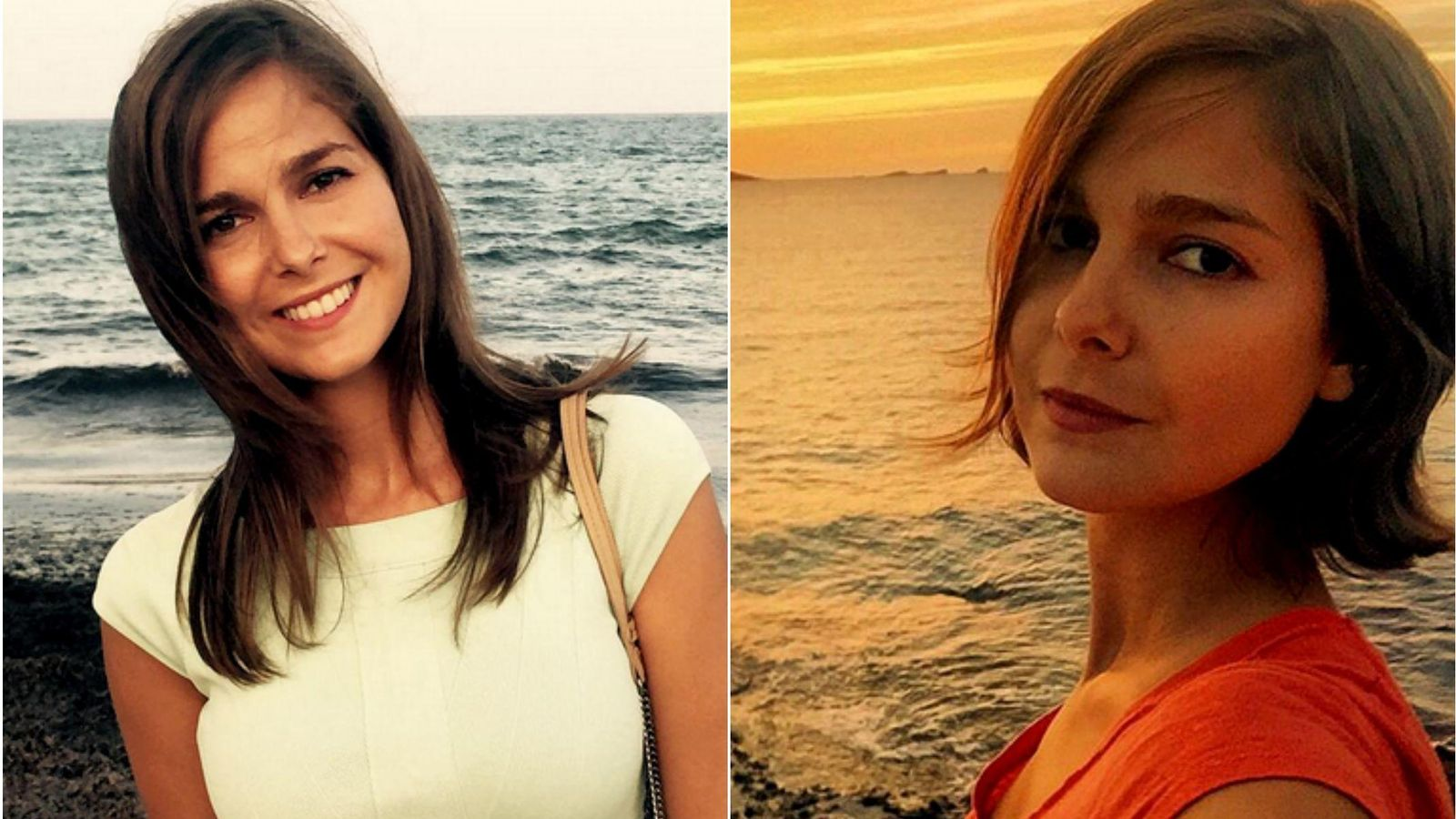 Foto: Natalia antes y después de cortarse el pelo (Vanitatis/Instagram)