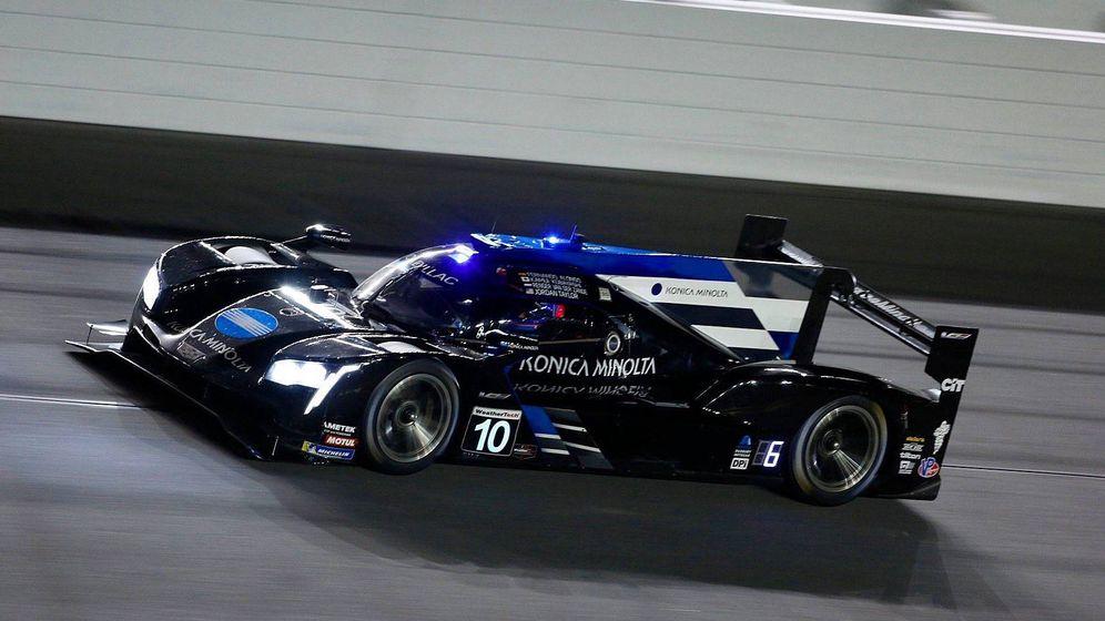 Foto: El Cadillac del Wayne Taylor Racing este fin de semana en Daytona. (Wayne Taylor Racing)