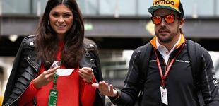 Post de Linda Morselli, novia de Fernando Alonso: discreción absoluta y boda en el horizonte