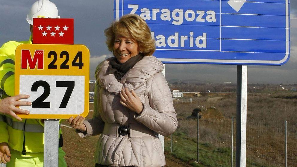 La UCO investiga si el PP de Madrid se llevó dinero de 4 carreteras hechas por Dragados