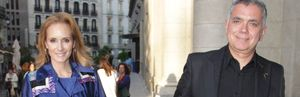 La declaración de amor de Juan Ramón Lucas a Sandra Ibarra