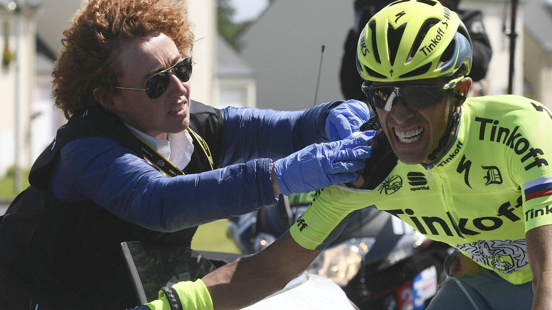 Contador quiere cambiar las reglas para evitar caerse en los últimos kilómetros