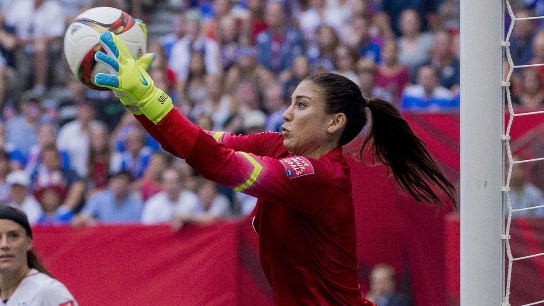 Hope Solo quiere mandar en el fútbol de EEUU y dar así un empujón a las mujeres