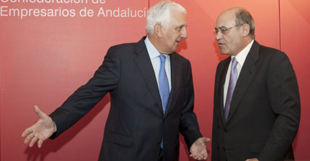 Foto: Santiago Herrero pierde liderazgo en la patronal andaluza