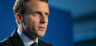 Post de Macron, el presidente de gobierno que se gasta 8.000 euros al mes en maquillaje