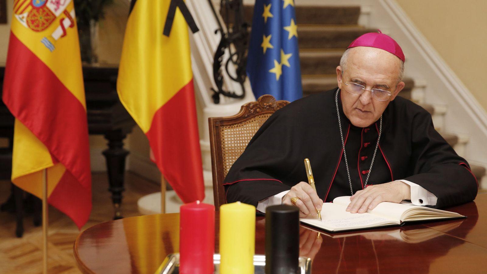 Foto: El arzobispo de madrid, Carlos Osoro. (EFE)