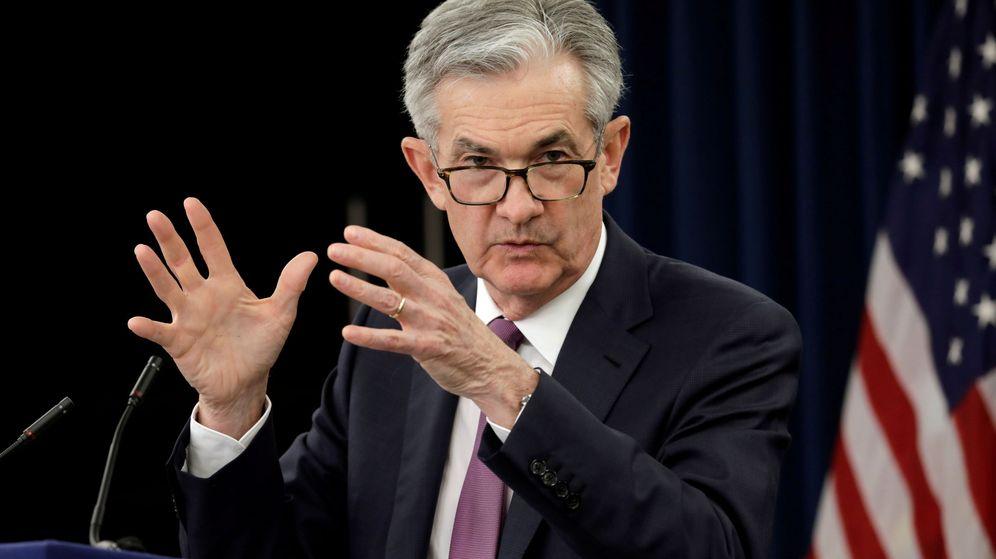 Foto: Jerome Powell, presidente de la Reserva Federal de EEUU. (EFE)