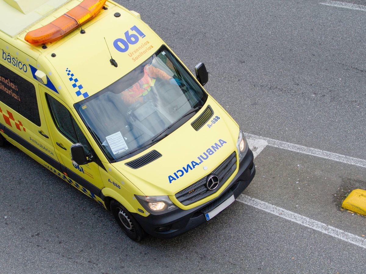 Foto: Imagen de una ambulancia - Archivo. (iStock)