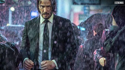 'John Wick': Keanu Reeves, en el Club Bilderberg de los matones