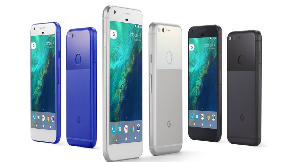 Google se la juega con Pixel, un 'smartphone' para competir con Apple
