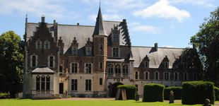 Post de El castillo donde Rubens vivió sus últimos años, en venta