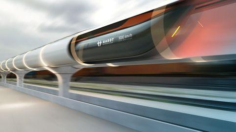 Así ha sido la primera prueba del Hyperloop con pasajeros: el tren del futuro ya está aquí
