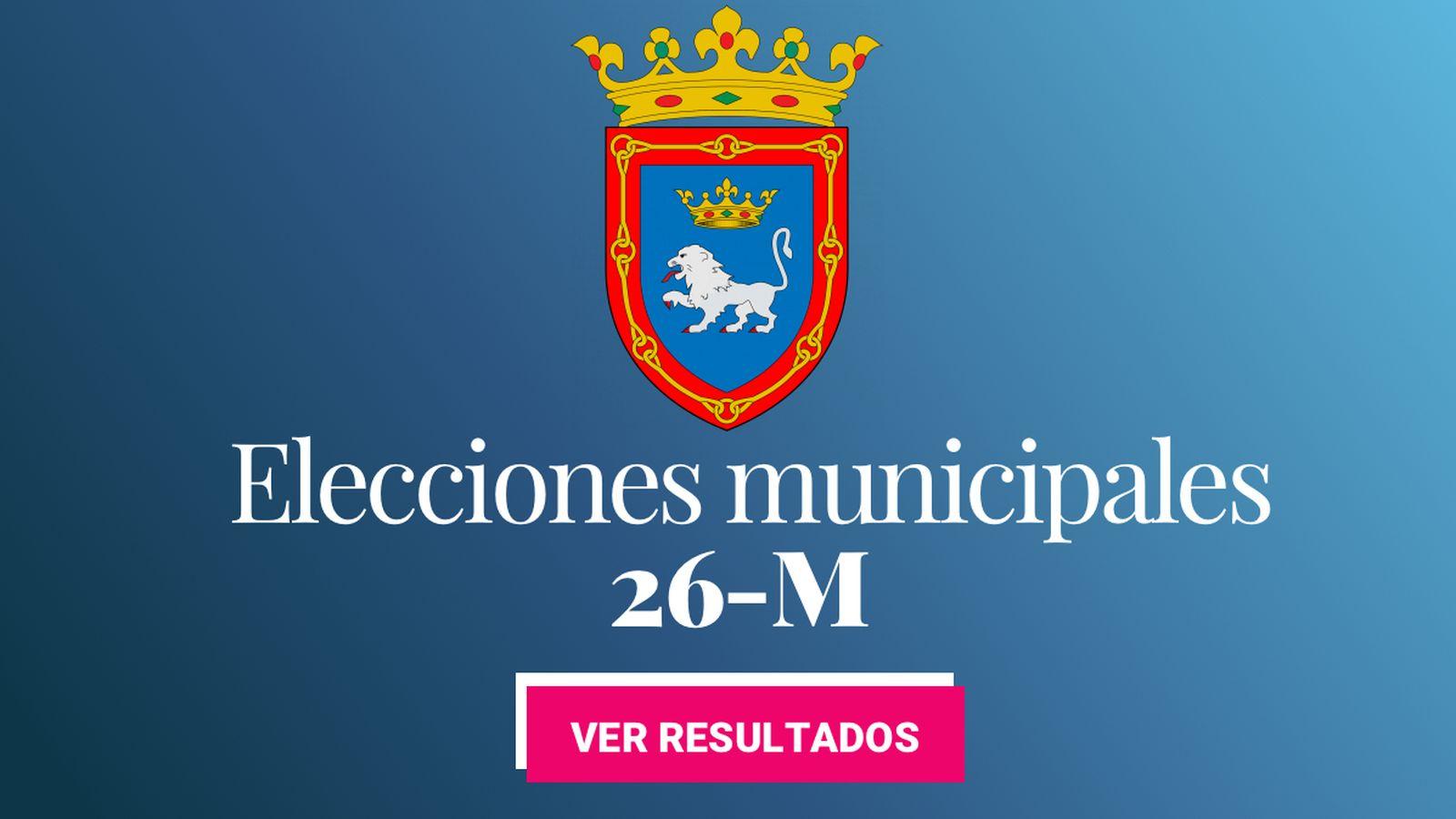 Foto: Elecciones municipales 2019 en Pamplona. (C.C./EC)