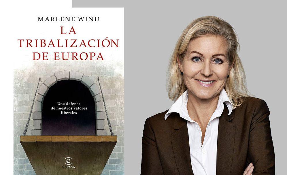 Foto: El nuevo libro de Marlene Wind.