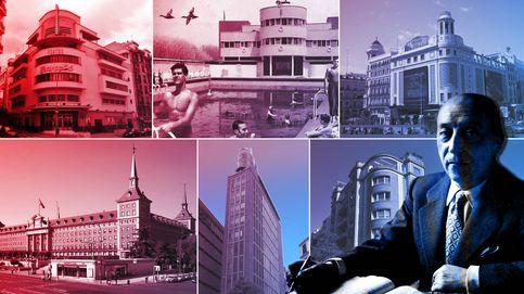 El arquitecto que se hinchó a meter goles con el Madrid y después construyó media ciudad