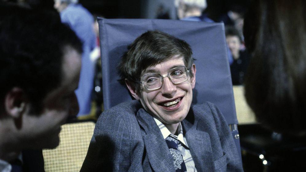 Foto: Stephen Hawking, en una imagen de archivo. (Getty)