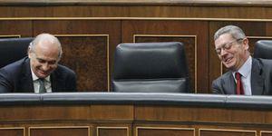 Foto: El matrimonio gay enfrenta otra vez al 'verso suelto' y al ministro del Opus