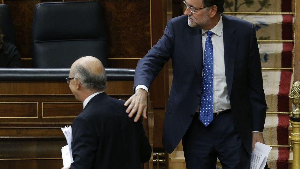 Rajoy utiliza los Presupuestos contra Sánchez y su alianza con Podemos