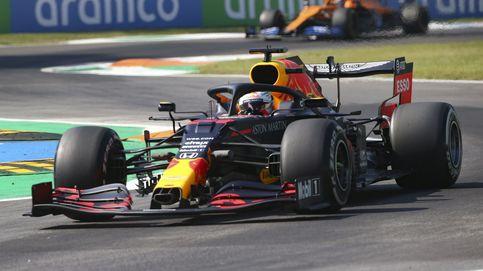 Libres 2: Mercedes y una nueva paliza que deja a Verstappen a un segundo en Monza