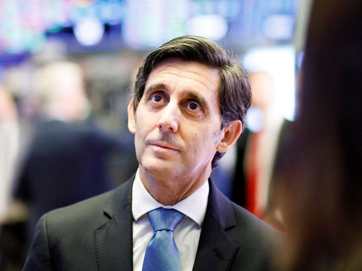 Foto: José María Álvarez-Pallete, presidente de Telefónica. (EFE)